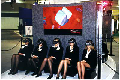 Abbott Labs Humira Virtual Reality Theater